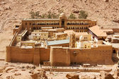 Saint Catherine's Monastery — Stockfoto