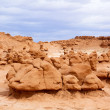 Goblin Valley — Stock Photo #6654124