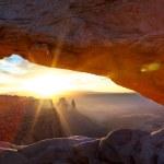 Mesa Arch — Stock Photo #6654356