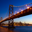 San Francisco — Stockfoto #6663733