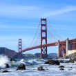 Golden Gate Bridge — Stock Photo #6663782