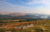 Burrator reservoir Dartmoor. — Stock Photo