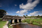 Dartmoor Bridge. — Stock Photo
