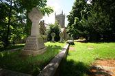 Gulval 教堂,康沃尔郡,英国. — 图库照片