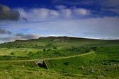 Dartmoor railway — Stock Photo