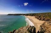 Pedn vounder praia. — Foto Stock