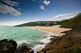 Porthminster beach St Ives West Cornwall — Stock Photo