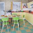 European kitchen — Stock Photo