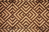 Abstract pattern of the wall — Stock Photo