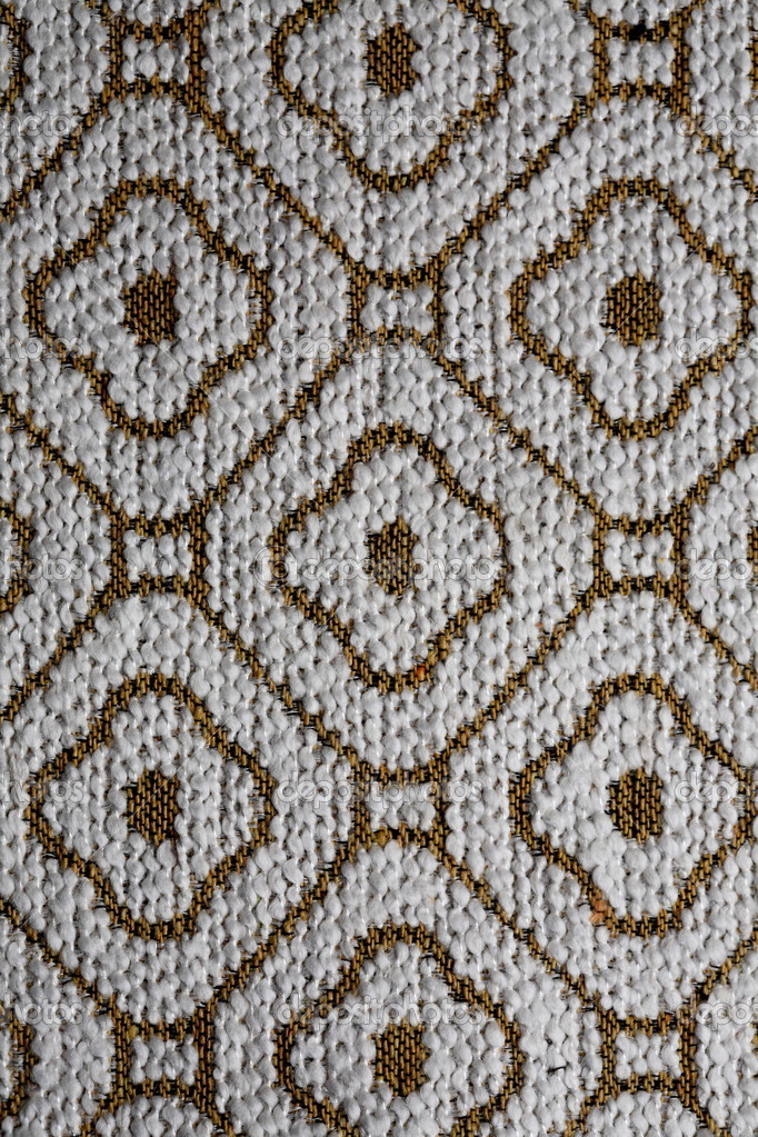 Close-up fabric textile texture to background  — Stock Photo #6433854