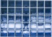 Sklo textrue — Stock fotografie