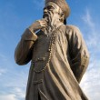 Statue of li hongzhang - Stock Photo