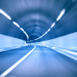 Tunnel background — Stockfoto