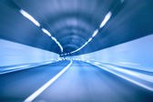 Tunnel background — Stock Photo