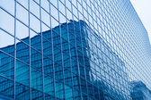 ガラス カーテン壁 — ストック写真