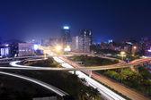Cruce de carreteras — Foto de Stock