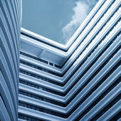 Modern architecture — Stock Photo