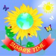 Summer time. — Stock Vector #5624896