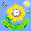 Summer time. — Stock Vector #5701684