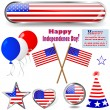 Independence Day. — Stock Vector #5851112