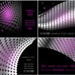 Abstract backgrounds. — Imagens vectoriais em stock