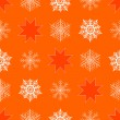 Seamless christmas pattern. — Image vectorielle