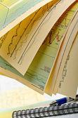 Análise financeira — Foto Stock