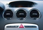 Interior cars element — Stock Photo