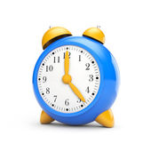 Alarm clock - toy — Stock Photo