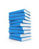 Books stack — Stock Photo