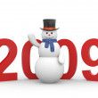 New year is coming — Stock Photo #6248892