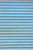 Old corrugated plate — Stock Photo