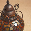 Old Oriental Lamp — Stock Photo