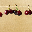 Fresh cherries — Stock Photo #5868340