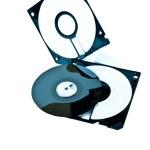 3.5-inch diskette — Stock Photo #5900665