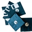 Stock Photo: Diskettes