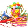 Party accessories — Stock Photo