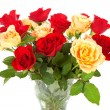 Bouquet of roses — Stock Photo #5589446