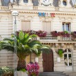Stock Photo: Town hall of Fleury in France