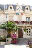 Mairie de fleury en france — Photo