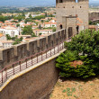 City carcasonne in france — Stock Photo