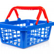 Empty shopping basket — 图库照片