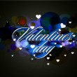 Valentines day background — Stock vektor #5471032