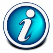 Information web icon -  