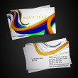 Business card — Stock Vector #5734619