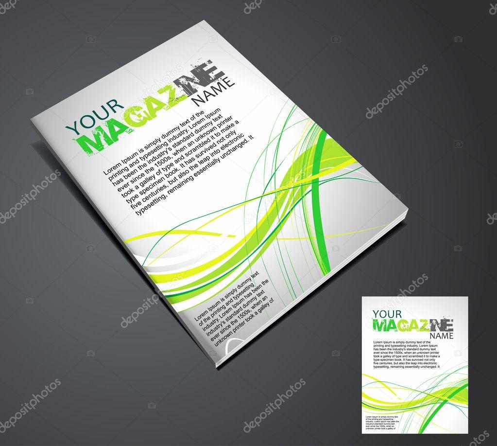 杂志版式设计