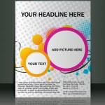 Flyer/Poster design — Stock Vector #6266391