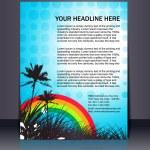 Flyer/Poster design — Stock Vector #6266776