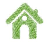 Home symbol — Stock Vector