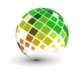 Vector sphere — Stock Vector